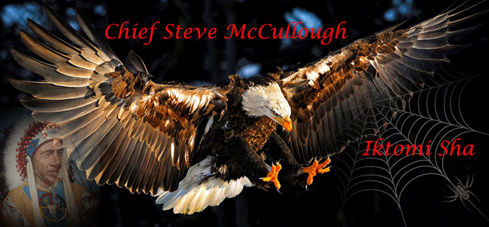 Chief Steve McCullough Sundance Spiritual Leader