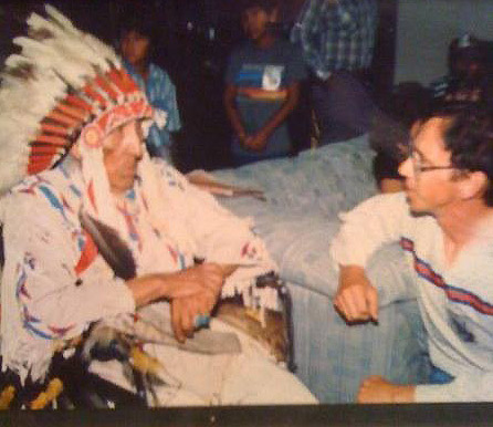 Chief Frank Fools Crow Lakota
